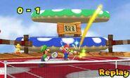 Mario Tennis Open screenshot 20