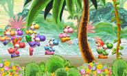 Yoshi's New Island screenshot 12