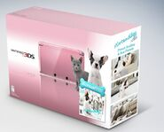 NA Pearl Pink 3DS case