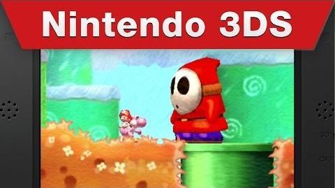 Yoshi's New Island - Nintendo Direct 11.18