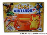 Pokemon Console