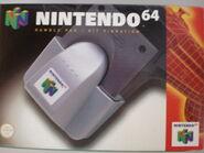 N64 rumblepack box