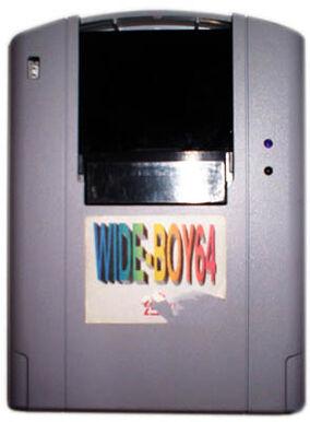 Wb64 box