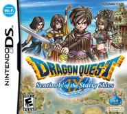 Dragon Quest IX Sentinels of the Starry Skies