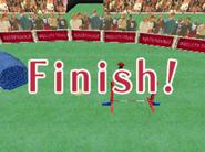 Agility - finish master