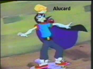 Alucard Captain N Wiki Fandom