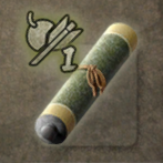 Improvised Projectile Scroll
