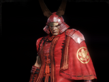 Red Demon Armour