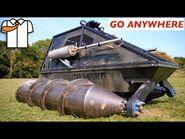 Weaponised Homemade Screwtank