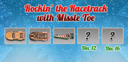 Rockin' the Racetrack with Missile Toe