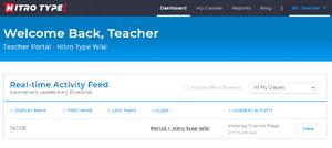 Teacher Portal Dashboard.PNG