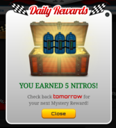2.0 Nitros Mystery Box