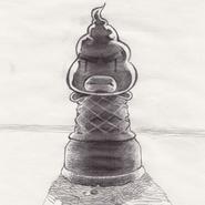 Helm sketch