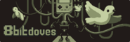 8-bit-doves-mobile page