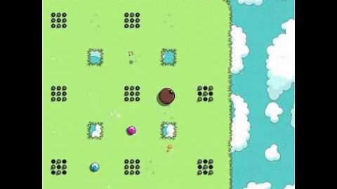 Fluffball - level 11 (all gems) keyboard