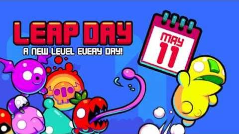 Leap Day Music - Spooky, Magma, Space and Tropical Themes