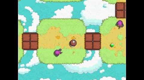 Nitrome Fluffball - level 7