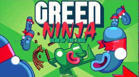 Green Ninja Music - Game Over Theme