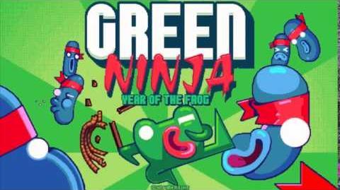 Green Ninja Music - Victory Theme