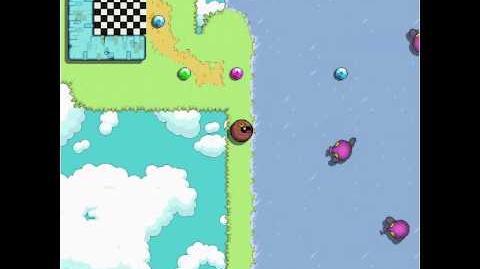 Fluffball - level 14 (all gems) keyboard