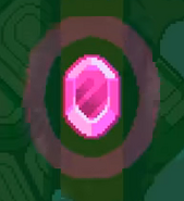 Pink jewel Shovel Knight Dig