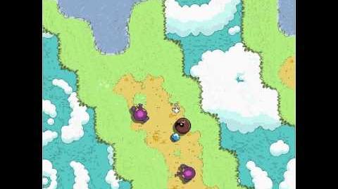 Nitrome Fluffball - level 5