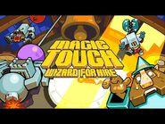 Magic Touch Update 3