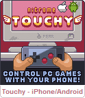 Touchy Featured ad