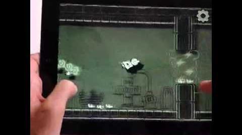 8bit Doves - iPad announcement video