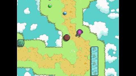 Fluffball - level 2 (all gems) keyboard