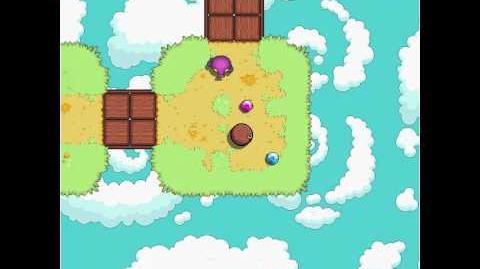 Fluffball - level 7 (all gems) keyboard