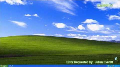Microsoft Sam reads Funny Windows Errors Season 5 Episode 10