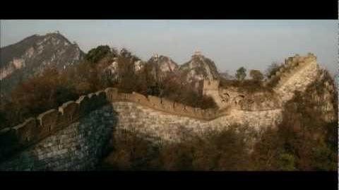 Geschiedenis - De Chinese muur