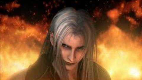 Sephiroth Theme- Advent Children- The One Winged Angel