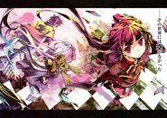 Light Novel Volume 10 Illustration - 02
