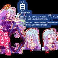 Shiro Character Info