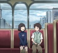 Episode 1 Screenshot(6)- Shion and Safu on a boat
