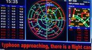 Episode 1 Screenshot(7)- Typhoon approaching