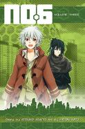 Volume Three Cover (English)