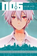 No.6 manga volume 7 cover