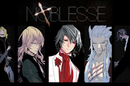 Noblesse promo slider - main characters2-6