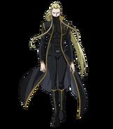 Ragar Kertia anime design