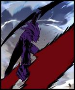 539 37 Frankenstein Attempts To Block Crombel's Attack