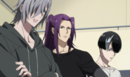 Noblesse Anime Episode 7 Still - 4 (M-21, Takeo, and Tao)