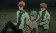 Anime Episode 6 Still - 3 (Shinwoo, M-21 and Ik-Han)