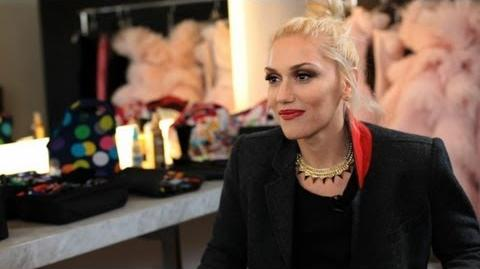 THE LOOK Gwen Stefani Exclusive Cover Shoot