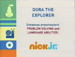 Dora the Explorer Curriculum Board(2009-2010).png