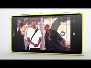 Nokia Lumia 1020 Commercial