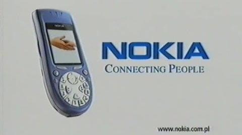 Reklama - NOKIA 3600