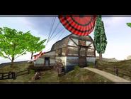 Cate Archer Parachute